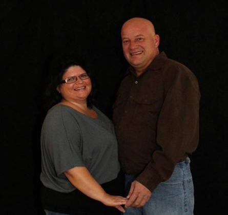 RICK NEAL AND WIFE